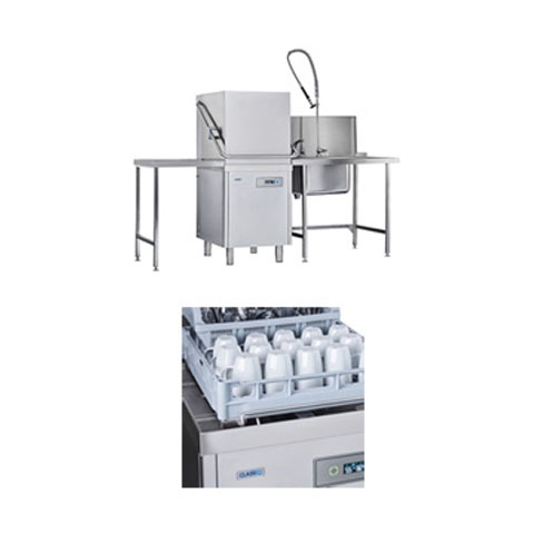 Buy CLASSEQ dishwashers online FREE UK delivery - CLASSEQ P500A-DET/WS